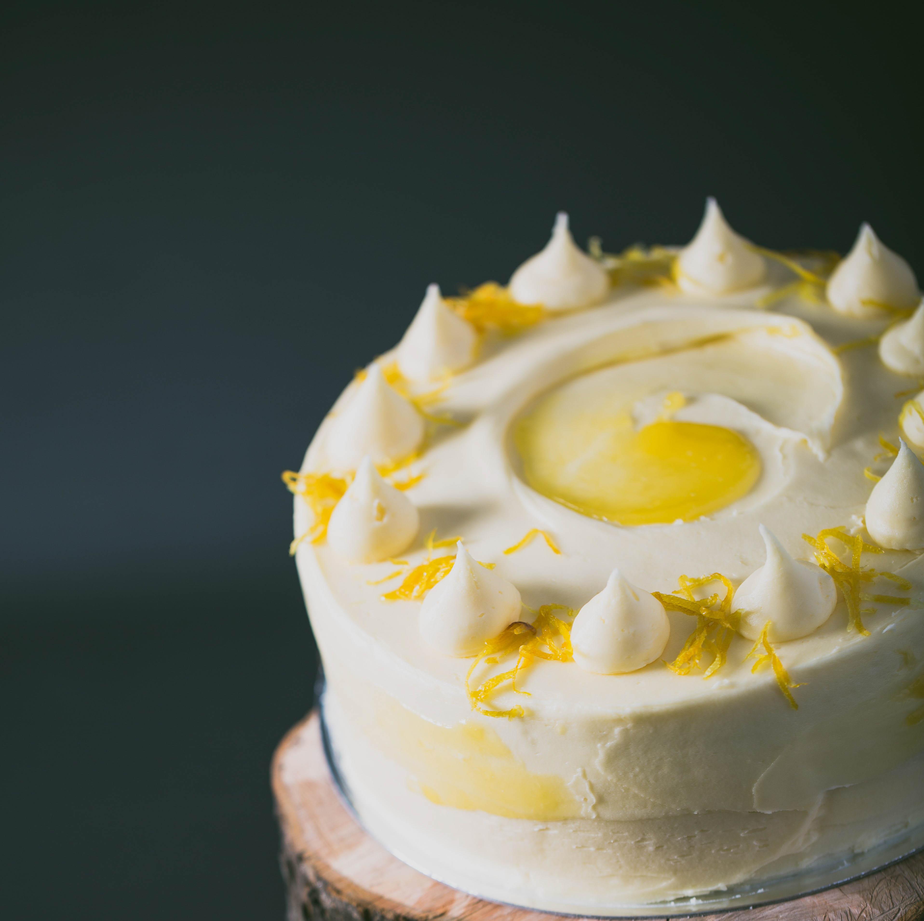 Very Lemon Layer Cake (1)